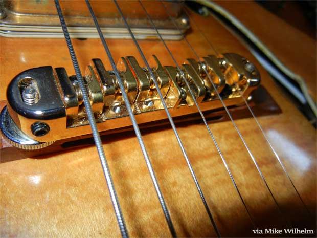 Mike Wilhelm Gretsch guitar
