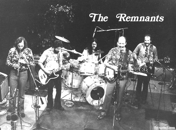 The Remnants - Click for Remnants of Paradise MP3