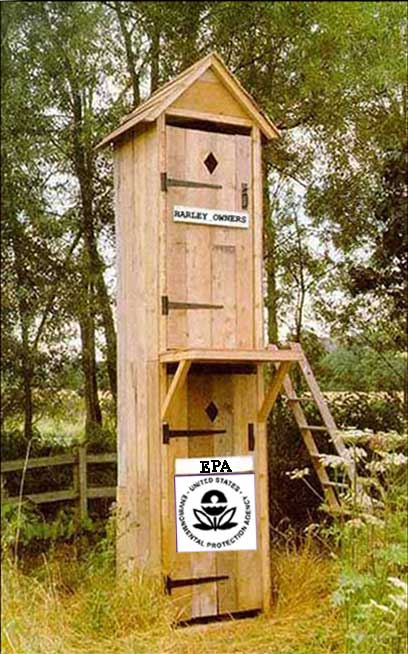 Sprung Toilets, where the situation with the EPA is reversed