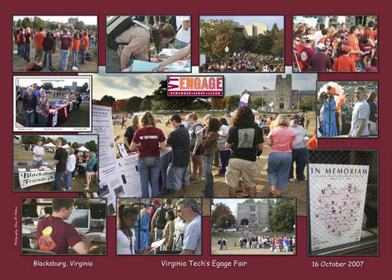 Virginia Tech's Engage Fair