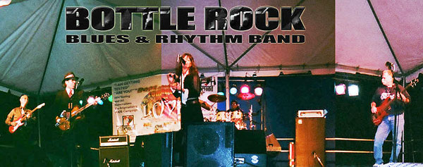 Bottle Rock Blues and Rhythm Band