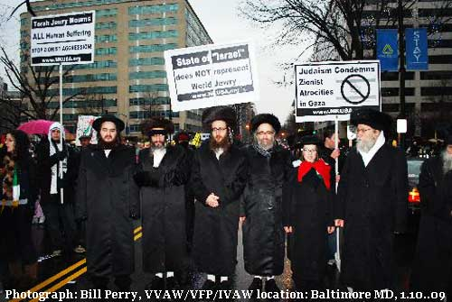 Hasidic Rabbis Against Zionism