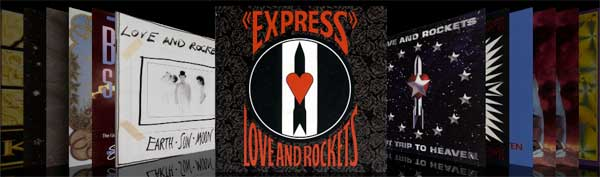 Ball of Confusion by Love and Rockets
