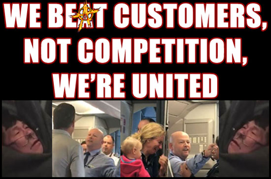 We Beat Customers, Not Competition