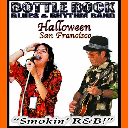 Bottle Rock Blues and Rhythm Band featuring, Mike Wilhelm and Neon Napalm
