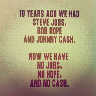 Jobs Hope and Cash