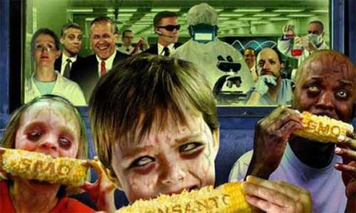 Does Monsanto create Zombies?