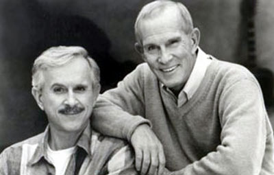 Dick and Tom Smothers
